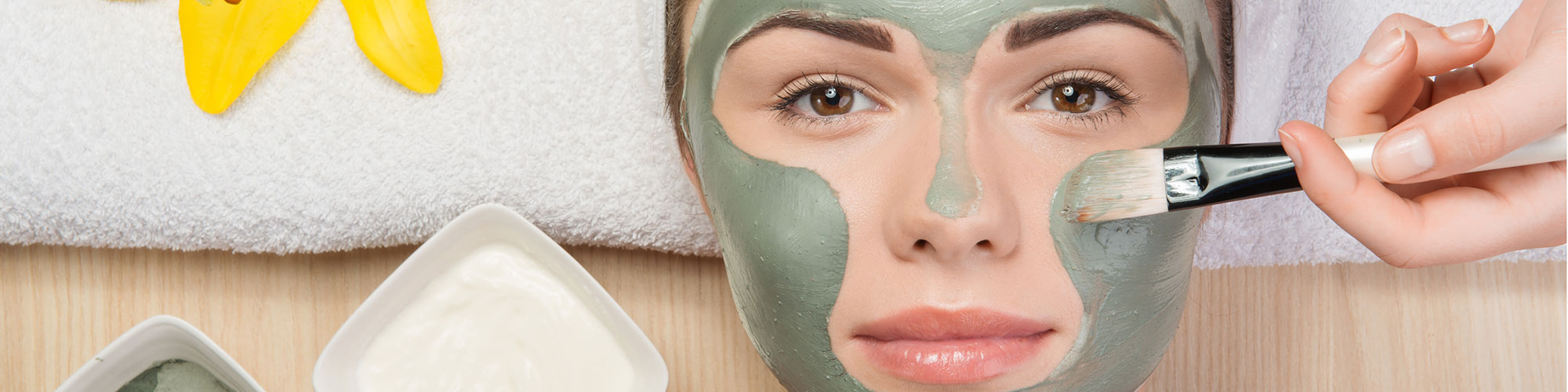 Rosacea Management Facial